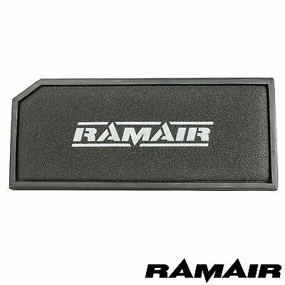 Ramair Replacement Panel Air Filter For VW Golf GTi R MK5 Audi A3 S3 Leon TFSI • 29.39£