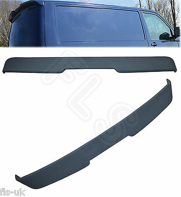 Vw T5 Rear Boot Roof Spoiler Transporter Caravelle Multivan Tailgate Trunk Lip  • 56.99£