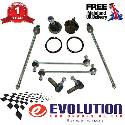 Tie Road Ends, Ball Joints, Spindle Connecting, Z Rot   Fits Ford Transit Mk6 M7 • 61.99£