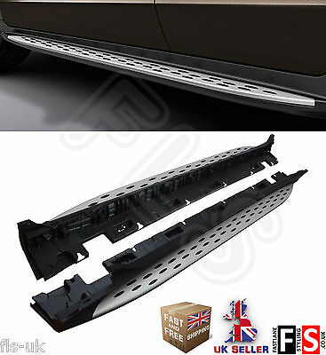 Mercedes Glc X253 + Glc Coupe C253 100% Oem Style Side Steps Running Boards  • 179.99£