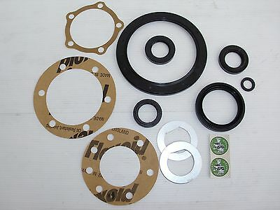LAND ROVER DISCOVERY 1 FRONT SWIVEL HOUSING OIL SEAL & GASKET KIT - 9mm SEAL  • 15.35£