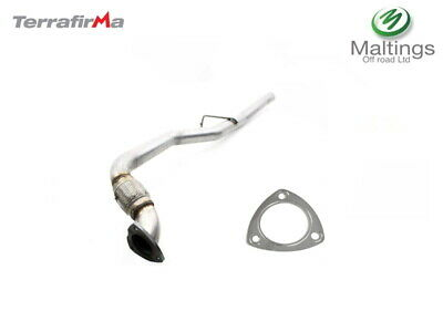 Discovery 3 De Cat Pipe Discovery 3 Down Pipe 2.7 Tdv6 Performance Exhaust Tf564 • 124.99£