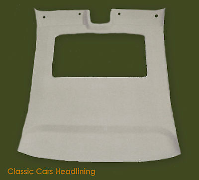 Headliner For Jaguar XJ40 In Grey Or Oatmeal, With Or Without Sunroof • 155£