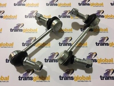 Pair Rear Anti Roll Bar Drop Links X2 For Land Rover Discovery 3 LR3 - RGD000312 • 14.95£