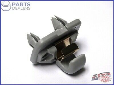Genuine Audi A1 A3 A4 A5 Q2 Q3 Q5 Tt Sun Visor Clip Holder 8w0857562a Dt4 New • 12.69£
