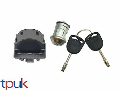 Ignition Switch & Lock (barrel) With 2 Keys Ford Transit Connect • 15.90£
