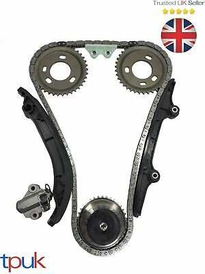 Ford Transit Timing Chain Kit 2.2 Fwd Mk7 Mk8 + Gears Chain Guides Tensioner • 89.90£