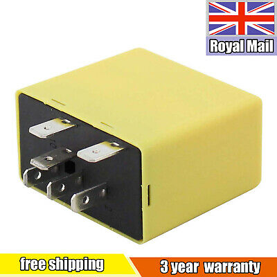 Indicator Flasher Hazard Relay For Vauxhall Opel Astra Corsa Vectra UK Stock • 7.64£
