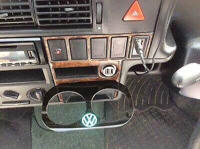 Vw T4 Transporter And Camper Double Cup Holder • 19.99£