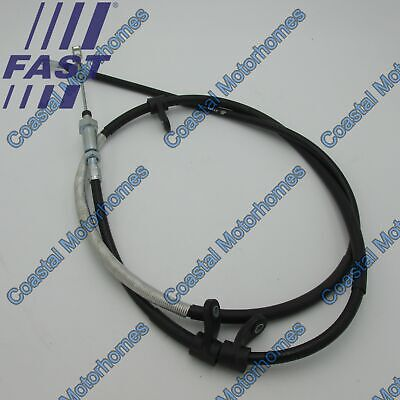 Fits Fiat Ducato Peugeot Boxer Citroen Relay Front Hand Brake Cable 2006-On • 26.45£