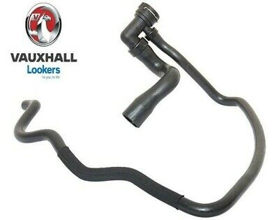 Genuine Vauxhall Insignia A 1.6/1.8 Radiator Outlet Hose Pipe 13220125 2009-2017 • 31.99£