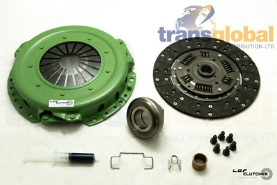 HD Clutch Kit For Land Rover Defender Discovery 200 300tdi POWERSpec LOF • 245£