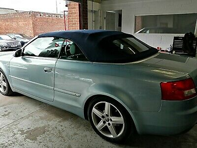Audi A4 Convertible Soft Top Roof Supplied And Fitted • 930£