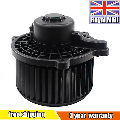 Heater Blower Motor 21-0138 For Kia Sportage 2.0 2.7 V6 2.0 CRDI 2004+ • 59.39£