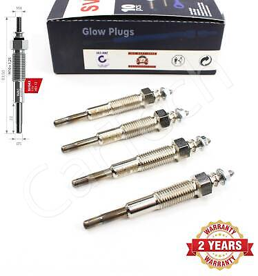 4x For Ford Ranger Mazda B-serie E-serie 2.5d Heater Glow Plugs Xm3412a342ba • 14.95£