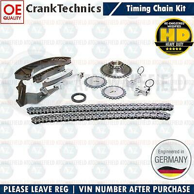 FOR HYUNDAI Ix35 2011- TIMING CHAIN GEARS GUIDES TENSIONERS TIMING CHAIN KIT NEW • 129.99£