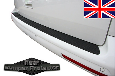 Vw T5 Rear Bumper Protector - Non-slip It's The Safety Must Have • 22.95£
