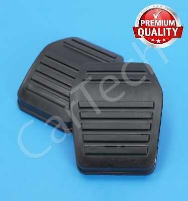 For Ford Transit Mk6 Mk7 Transit Connect Brake Or Clutch Pedal Pad Rubbers (2x) • 3.60£