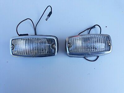 Ford Escort Mk1 Gt Mexico Twincam Rs2000 - Pair Reverse Lights • 124.99£