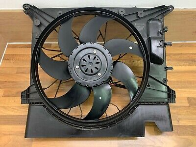Genuine Volvo XC90 2008 D5 185bhp Engine Cooling Radiator Fan 30612864 • 79.99£