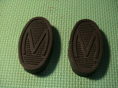 Vintage Morris Eight(8) Pedal Rubbers, Brake & Clutch Nos.  • 18£