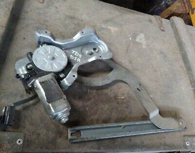 Land Rover Landrover Discovery Td5 D2 Drivers Rear Window Motor Regulator • 16£