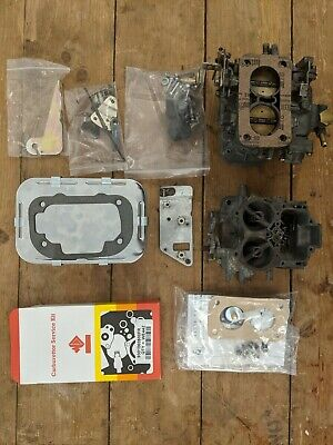 Weber 38 DGAS Job Lot With Spares • 150£