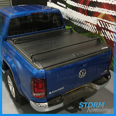 Ridgeback Roll Top Cover - Tonneau Cover For Double Cab Vw Amarok 2010 Onward • 1,260£