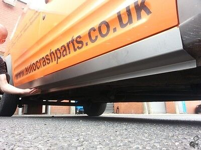 Ford Transit Connect Outer Sill Panels (A PAIR) , Repair Panels For LWB Or SWB  • 35£
