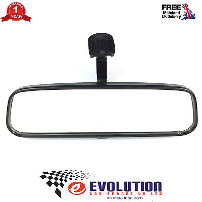 Ford Mondeo Fiesta Focus Fusion Rear View Mirror  Slide Clip On Type 2001-2009