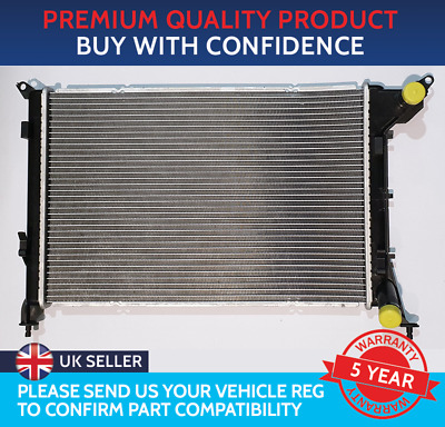 Radiator To Fit Mini One Mini Cooper R50 R52 For Cars Without Air Conditioning • 41.50£