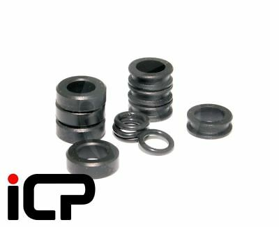 Top Feed Injector Seals O-Ring Set Kit Fits: Subaru Impreza WRX STi 00-07 UK JDM • 37.95£