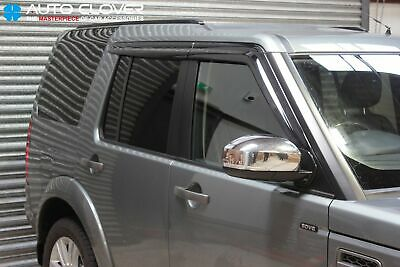 Auto Clover Wind Deflectors Set For Land Rover Discovery 3 & 4 (4 Pieces) • 27.99£