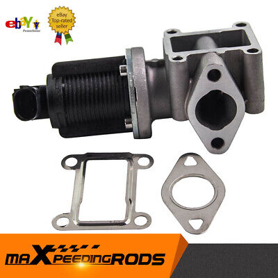 EGR Exhaust Gas Valve For Vauxhall Astra Vectra 1.9 CDTI 55215031 46823850 New • 22.89£