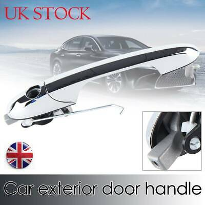 Genuine For Fiat 500 Offside Right Driver Side Chrome Outer Door Handle735592012 • 14.05£