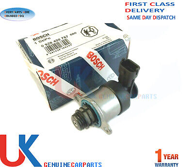 SUCTION REGULATOR CONTROL VALVE ForCITROEN RELAY/JUMPER PEUGEOT BOXER 3.0 D HDI  • 47.35£