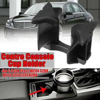 Front Center Drink Cup Holder For Mercedes-Benz W204 C207 W212 C-Class  • 14.49£