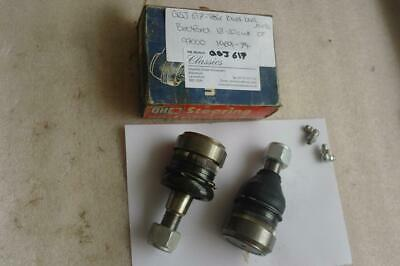 QSJ617 PAIR OF LOWER BALL JOINTS FOR BEDFORD 18-20cwt CF 97000 1969 - 74 • 32£