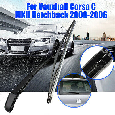 For Vauxhall Corsa C Mkii 2000-2006 Specific Fit Rear Wiper Blade And Arm • 8.97£