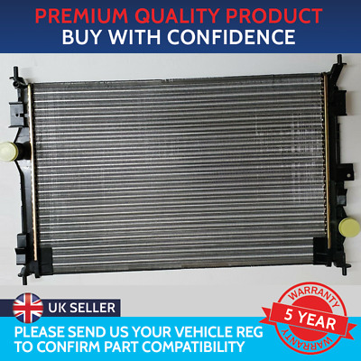 Radiator To Fit Citroen C4 Picasso Dispatch Peugeot 308 Expert Toyota Proace • 65£