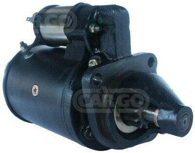 Starter Motor For Perkins Thwaites And Various Agricultural Applications • 149£