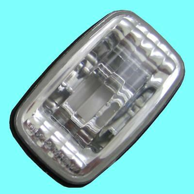 Clear Crystal Side Repeaters For Toyota Hilux Surf 130 185 • 14£
