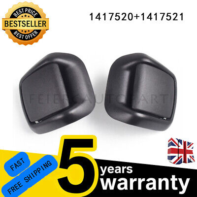 1 PAIR For FORD Fiesta MK6 2002-2008 Right & Left Hand Front Seat Tilt Handles  • 10.66£