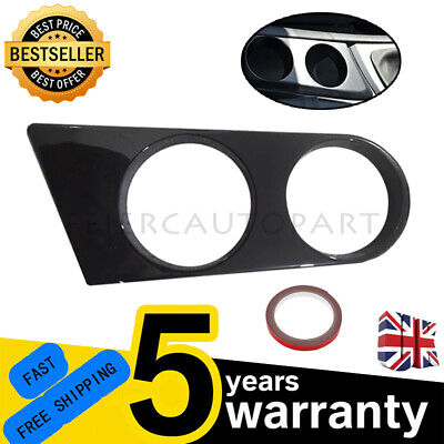 NEW BMW 1 Series Cup Holder With Fitting Tape 116 116i 118 118i 118d 120 120i UK • 9.47£