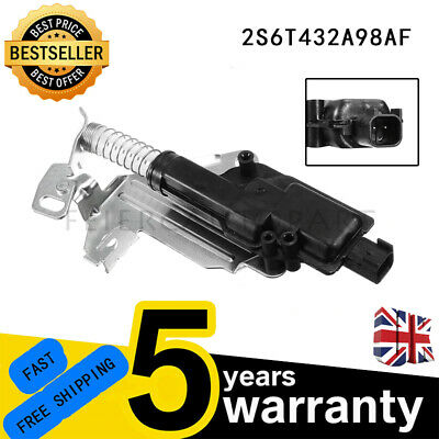 Fits For Ford Fusion Fiesta Mk6 Boot Trunk Tailgate Lock Motor Actuator Solenoid • 13.18£