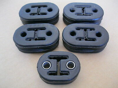 EXHAUST RUBBER MOUNTING SET For HONDA Jazz • 11£