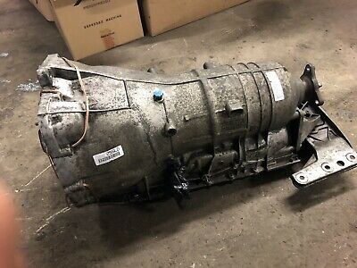 Bmw E60 530d M57 Automatic Gearbox And Torque Converter 6hp-26 • 400£