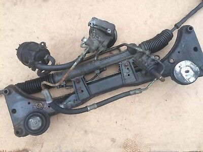 •Genuine• BMW E36 M3 S50B32 Steering Cradle With Rack And Pump • 200£