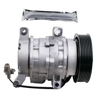 Air Conditioning Compressor For Toyota Hilux KUN16R & KUN26R 1KD Aircon 2000 • 145£