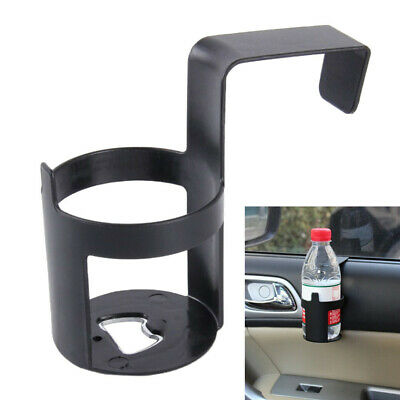 2pcs Universal Car Cup Holder Door Mount Seat Back Drinking Bottle Can Mug Stand • 5.79£
